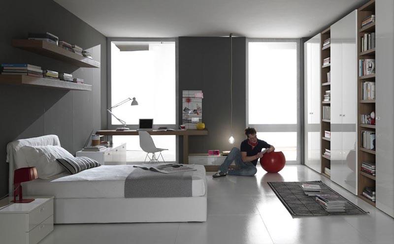 Idenor dise o e interiorismo hogar salones comedores - Dormitorios juveniles pamplona ...