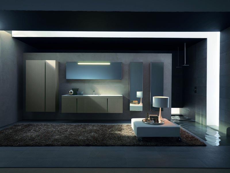Idenor dise o e interiorismo hogar salones comedores - Modelos de mamparas para banos ...